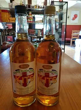 Kit's Kitchen cider 750ml