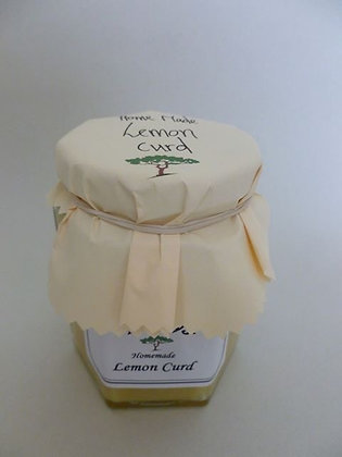 Lemon curd by Emily's jams and pickles