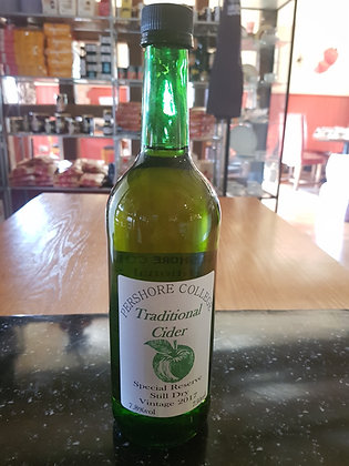 Special reserve still cider from pershore college 750ml