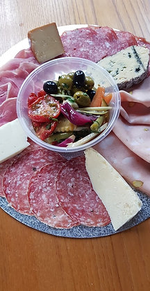 Antipasto platter for 2