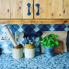 The Old Granary kitchen
