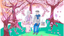 Unconditional love illustrated tale