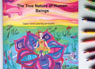 Coloring art book