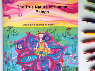Coloring art book