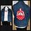 Thumbnail: Denim Jacket w/Crest on the Back