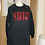 Thumbnail: DST 1913-S TUNIC LONG SLEEVE SWEATSHIRT