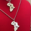 Thumbnail: DST Africa Silver Stainless Steel Pendant