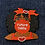 Thumbnail: Future Delta Bubble Girl Fully Embroidered Patch