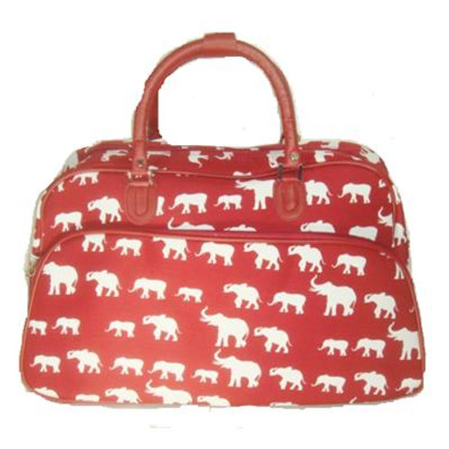 Travel Duffle Bag Elephant