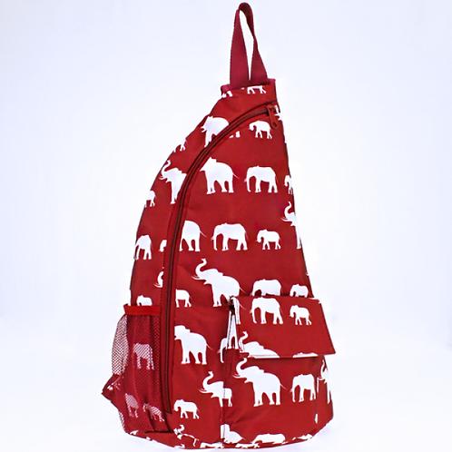 Small Elephant Shoulder Bag