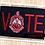 Thumbnail: DST VOTE Patch - Black Background