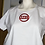 Thumbnail: White Circle of DST Love Short Sleeve T-shirt