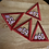 Thumbnail: Delta Line Number Embroidery Patches:  #41 - #60