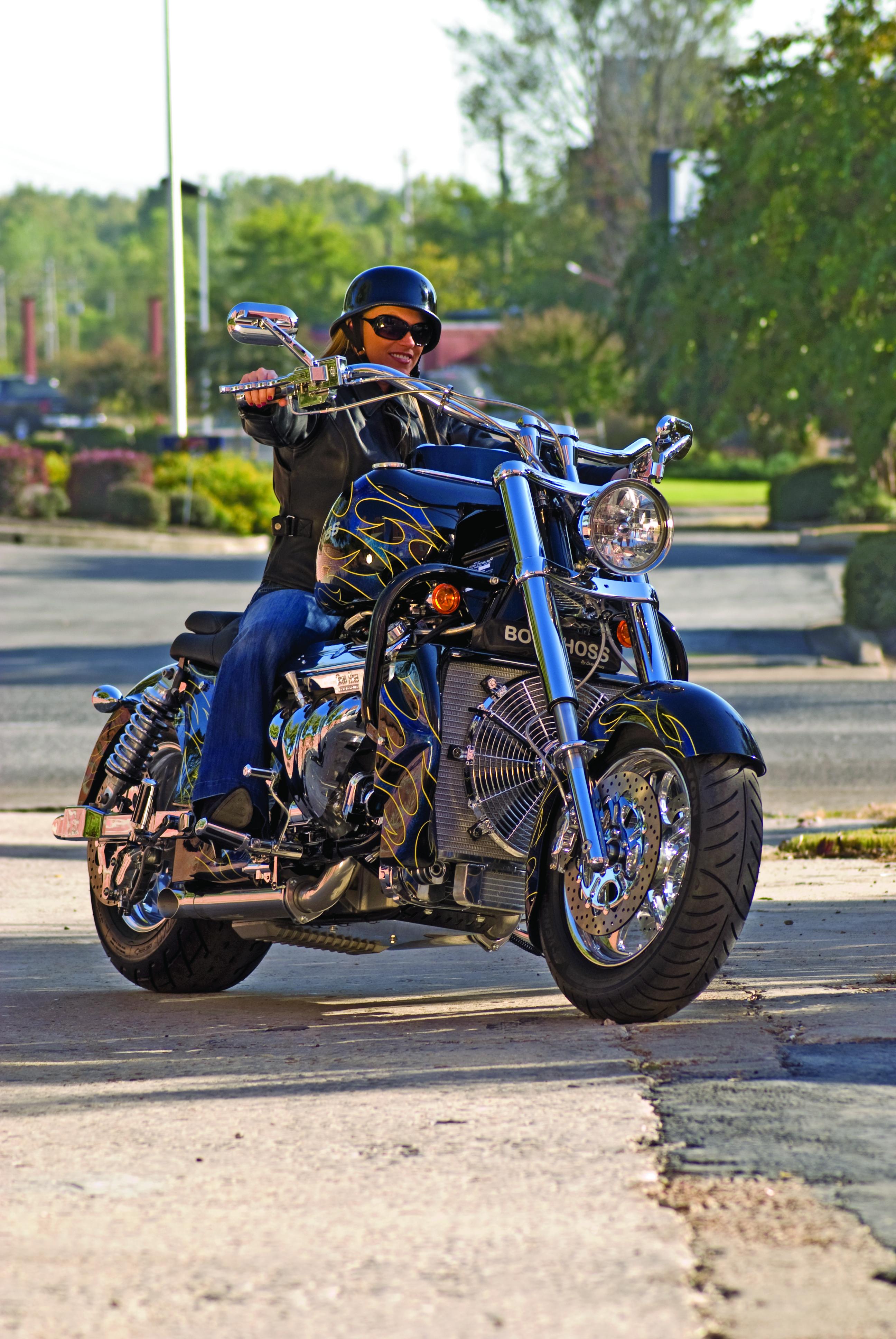 Bike - LS3 Standard 2