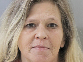 Colfax Woman Arrested for Drug Violations on Court Date
