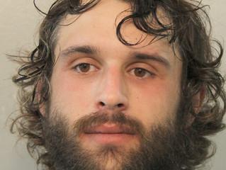 Report of Burglary Results in Arrest of Pollock Man