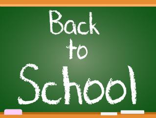 Back to School in Grant Parish!