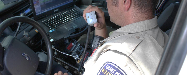 Grant Parish Sheriff's Office | Sheriff Steven McCain