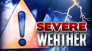 Severe Weather Expected for Grant Parish