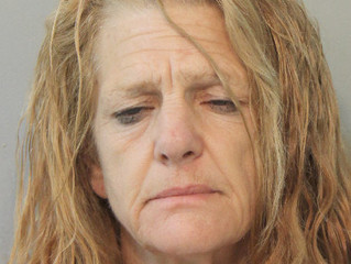 Discovery of Dumpster Scavenging Results in Drug Arrest of Pollock Woman