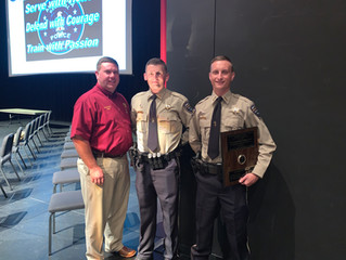 GPSO Deputies Successfully Graduate Police Academy