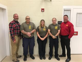 GPSO Deputies Graduate Corrections Academy