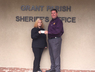 Local Citizen Donates to Animal Control Program in Memory of Mother