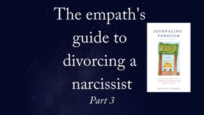 How to be a calm empath in divorce