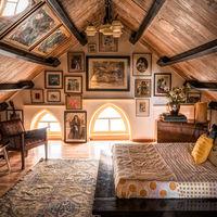 Srila's home