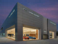 Jaguar and Land Rover Showroom - Bengaluru