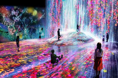 El centro de arte experiencial Superblue se lanzará en Miami este diciembre, 2020