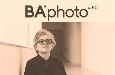BAphoto - LIVETALK #06 / Discursos curatoriales con Gabriela Rangel y Francisco Medail