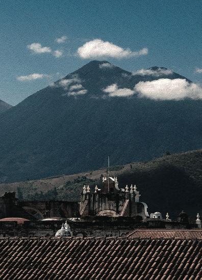 Guatemala. Serenidad visual y poética sobre una cultura y su religiosidad   Angel Ricardo Rivera