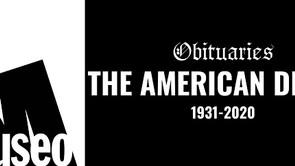 """OBITUARIOS DEL SUEÑO AMERICANO EN LA TRIENAL """"ESTAMOS BIEN"""" / EL MUSEO DEL BARRIO"""