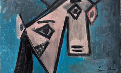 La policía griega recupera pinturas de Picasso y Mondrian robadas hace nueve años en un gran atraco
