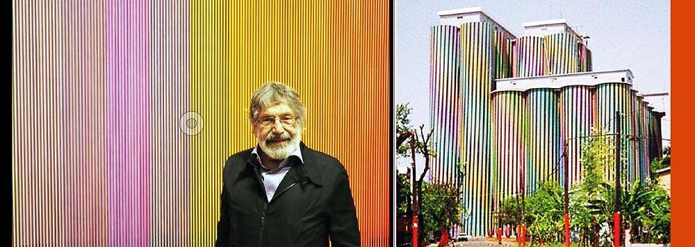 Carlos Cruz-Diez: Uno de los máximos exponentes del arte cinético venezolano