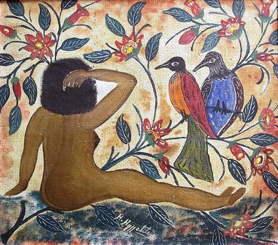 Vida y espiritualidad en el arte haitiano. Colección del fideicomiso de Betty e Isaac Rudman / MOCA
