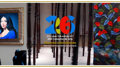 Ganadores del XXV Concurso de Arte Eduardo León Jimenes | Winners of the XXV Eduardo León Jimenes Ar