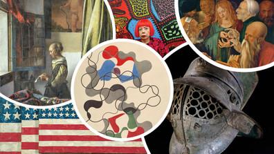 Las mayores exposiciones de arte que se abrirán en todo el mundo en 2021