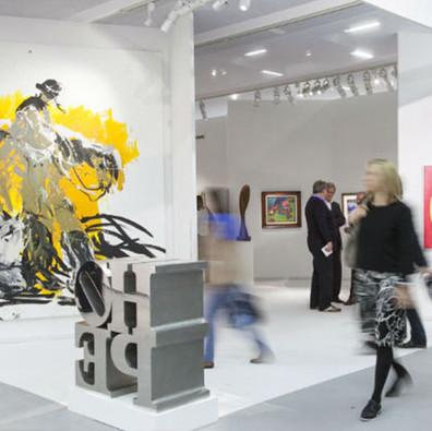 ARTE COLOGNE / Ver el arte, descubrir el arte, comprar arte   ART COLOGNE / Looking at art, discover