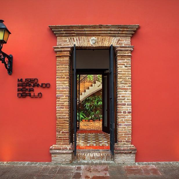Museo Fernando Peña Defilló, Zona Colonial