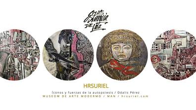 HR Suriel / Íconos y fuerzas de la autopoiesis / Museo de arte Moderno, MAM | Icons and forces of au