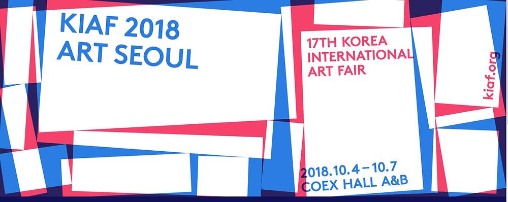 The Korea International Art Fair 2018 (KIAF 2018 ART SEÚL)