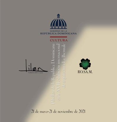 Pabellón de La Rep. Dom. participa en la XVII Bienal Internacional de Arquitectura de  Venecia 2021