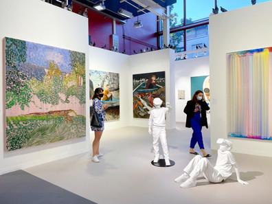 Art Basel 2021: es bueno estar de regreso, pero las cosas van a cambiar, dicen los distribuidores