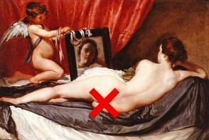 """Medidas enérgicas en las redes sociales: cómo Instagram nos """"protege"""" del arte"""