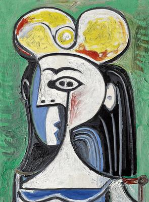 Anclado por la pintura de Picasso, Sotheby's agrega la oferta nocturna de diciembre para finalizar