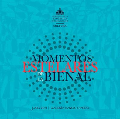 Ministerio de Cultura inaugura exhibición 'Momentos estelares de la Bienal