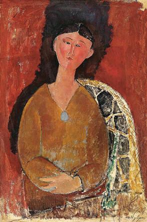 Estado de la pintura de Modigliani de 4,8 millones de dólares impugnada por una batalla legal