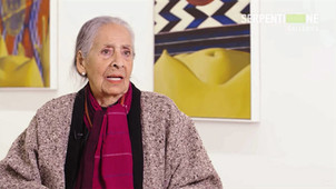 Luchita Hurtado, pintora de imágenes vertiginosas de la mujer y la naturaleza, muere a los 99 años